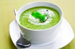 Recettes minceur- Soupe de brocoli