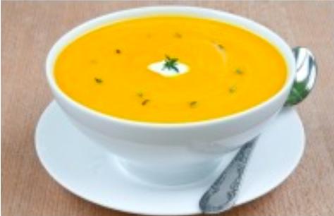 recettes minceur-soupe mangue-papaye