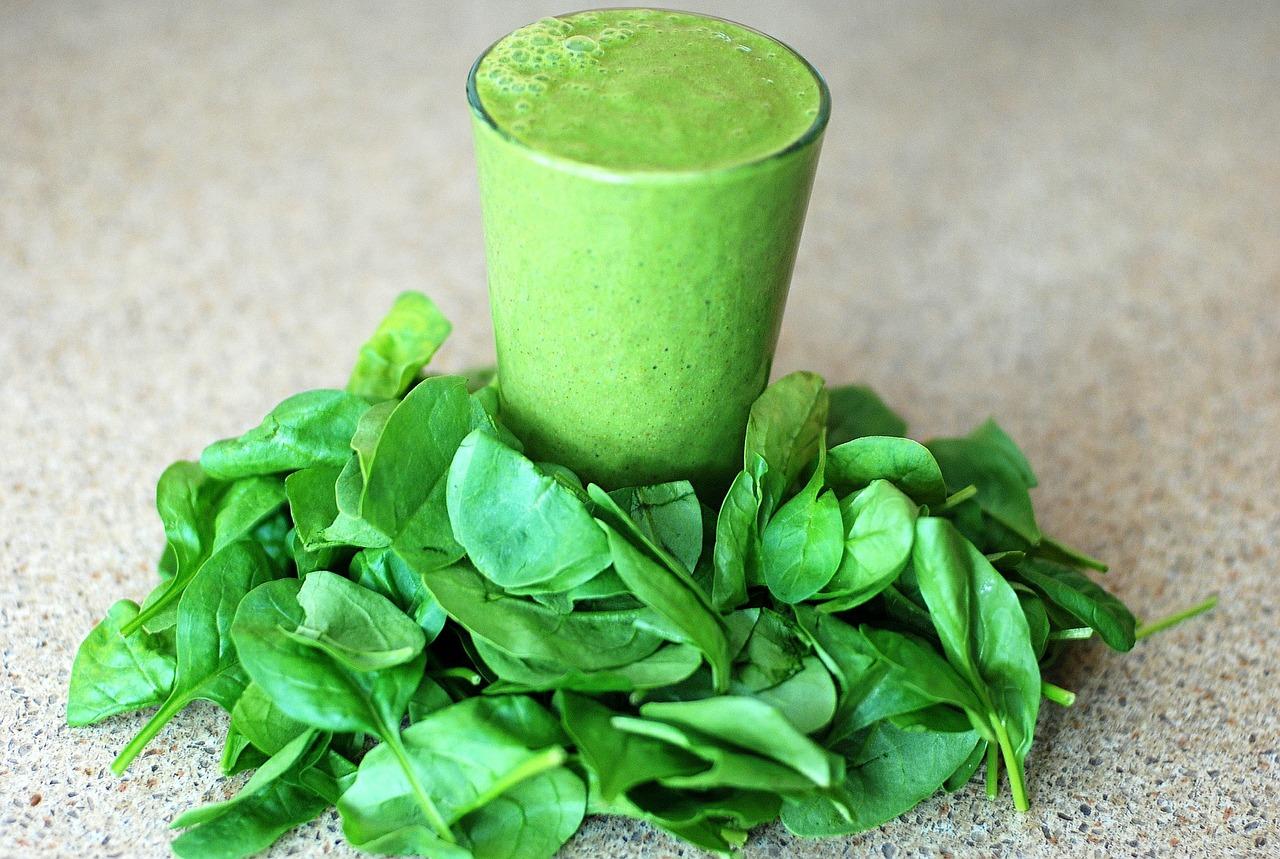 Recettes minceur-smoothie vert