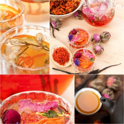 Infusions minceur