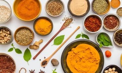 Aliments aromatiques pour perdre du poids
