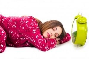 sommeil et perte de poids