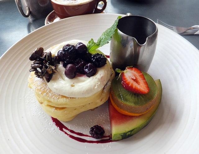 petit-déjeuner idéal
