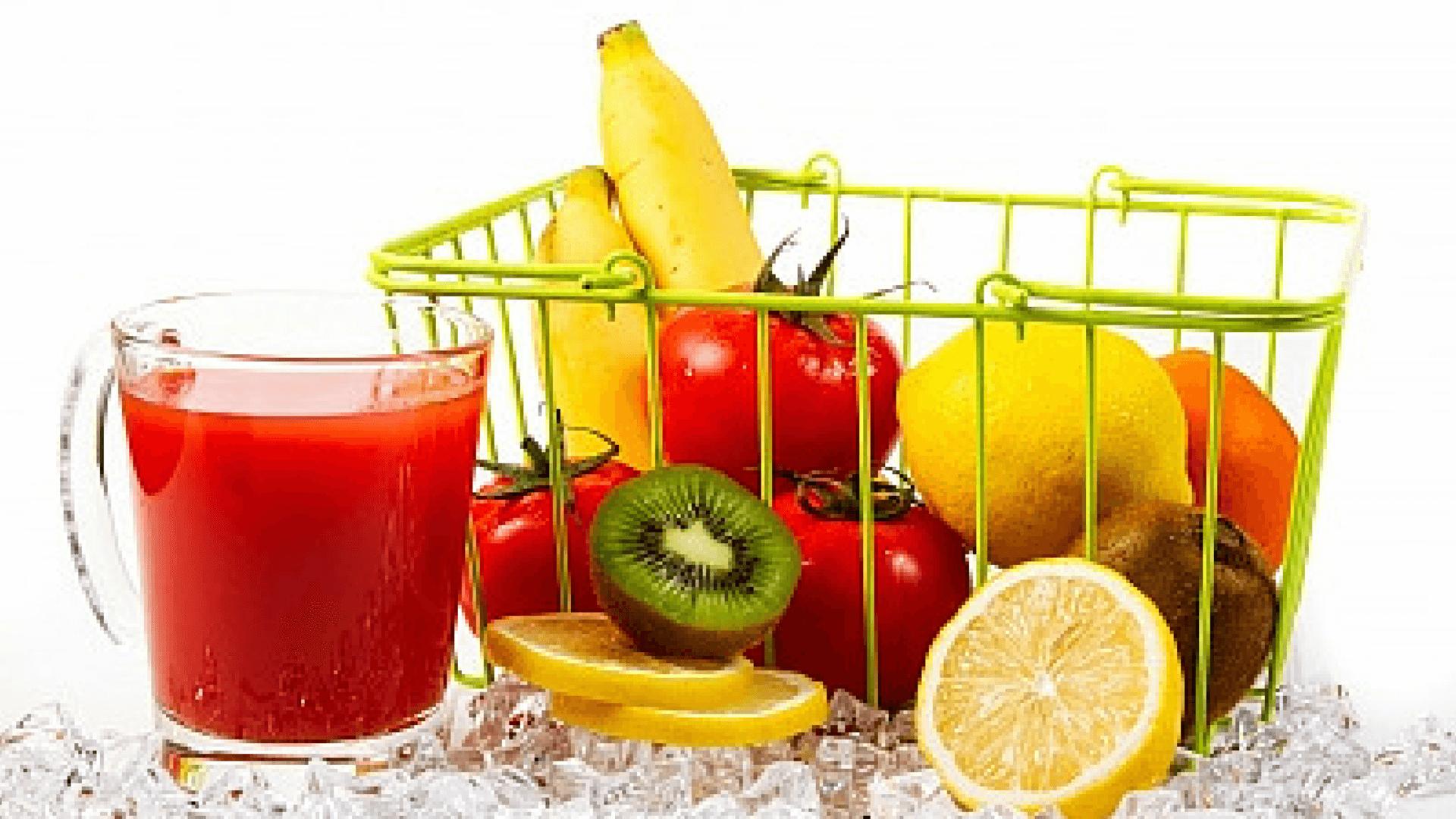 Programme Detox 7 jours pour éliminer les kilos superflus