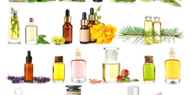 huiles essentielles minceur