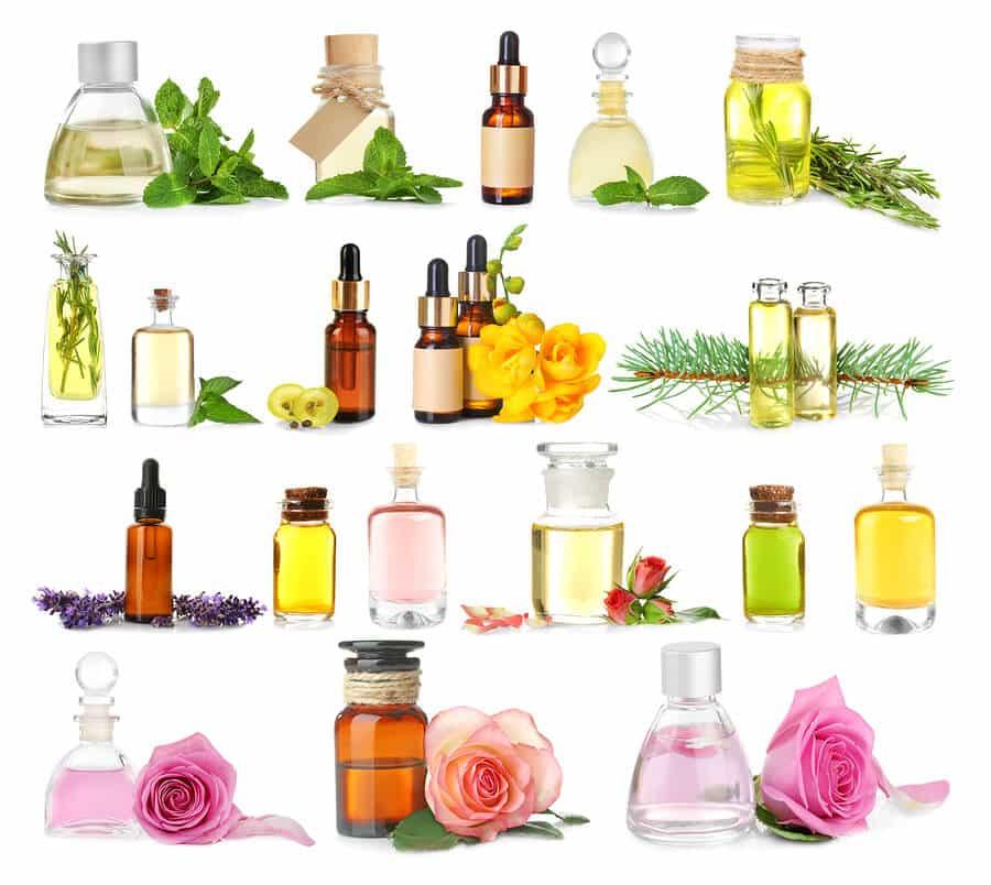 Top 5 huiles essentielles minceur et anti-cellulite