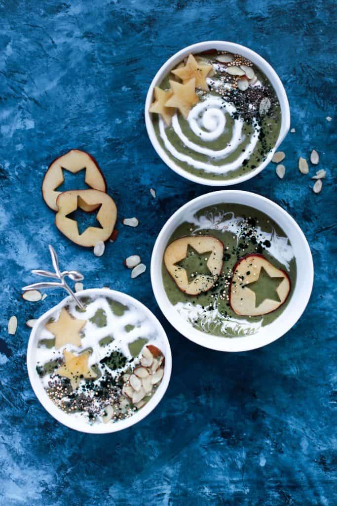 recettes minceur-smoothie bowl