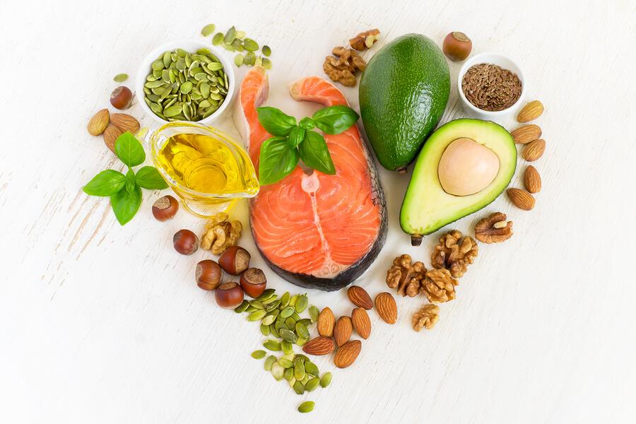manger du bon gras pour perdre du poids