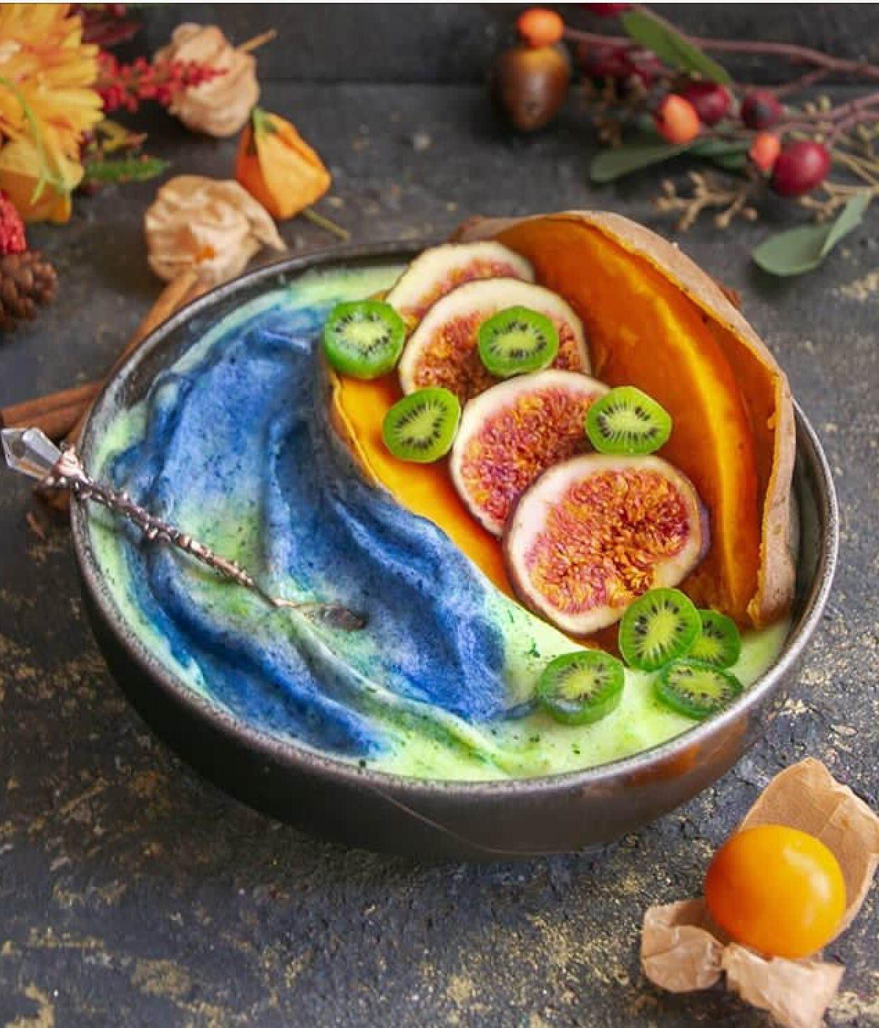 recettes minceur-smoothie saveur d'automne