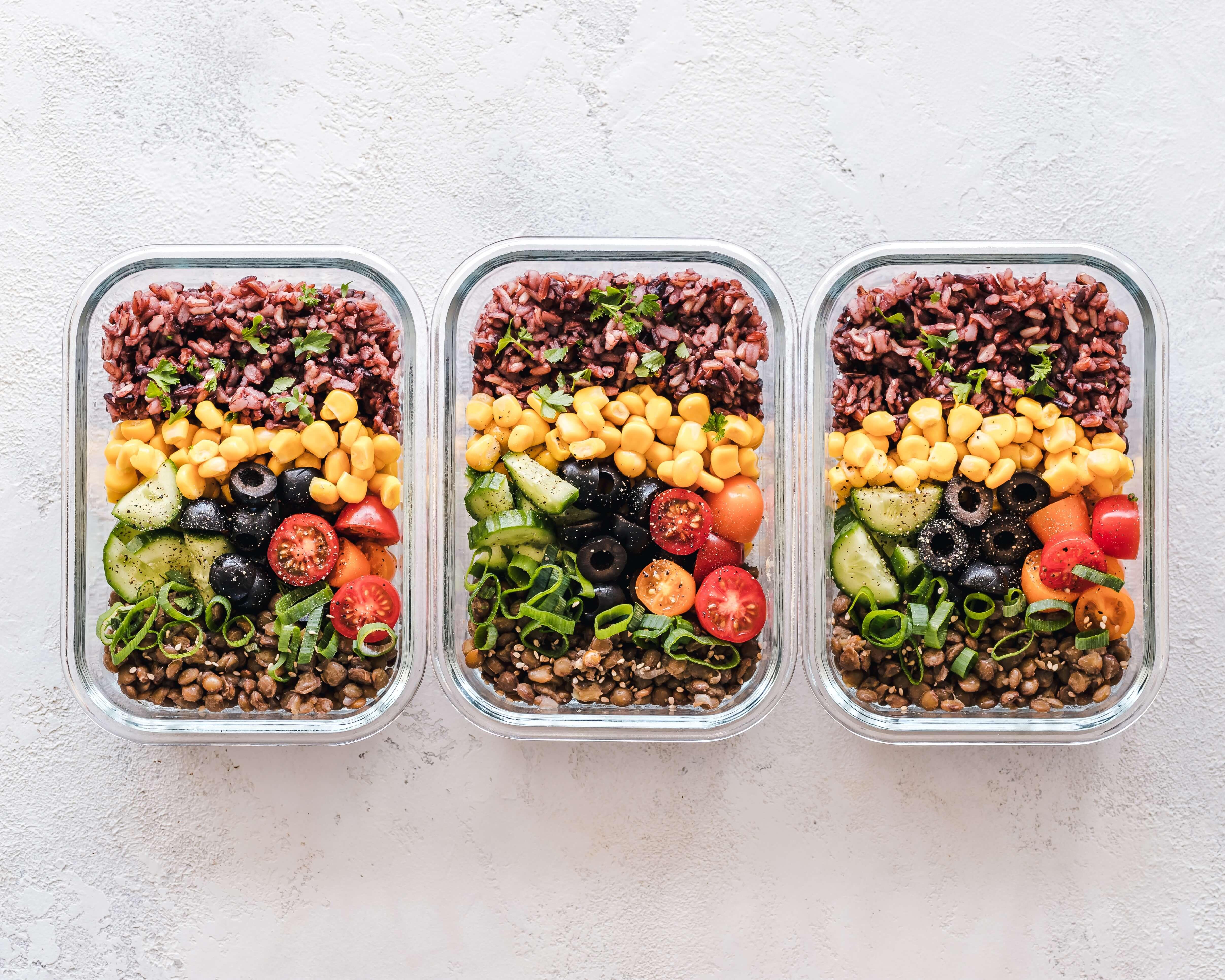 Menus Minceur et Detox-lunch-box