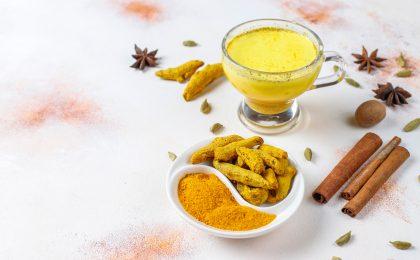 Soupe curry lait de coco