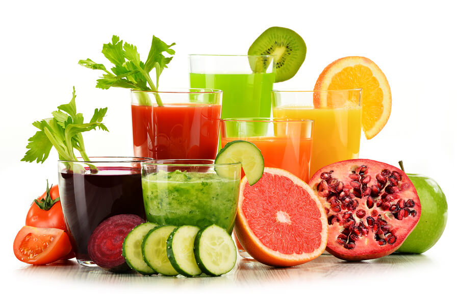 Detox : Le super smoothie challenge de 2 jours